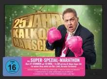 25 Jahre Kalkofes Mattscheibe - Der Super-Spezial-Marathon, 10 DVDs und 1 CD