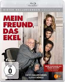 Mein Freund, das Ekel (Blu-ray), Blu-ray Disc