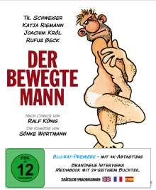 Der bewegte Mann (Blu-ray im Mediabook), Blu-ray Disc
