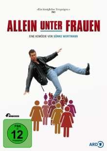 Allein unter Frauen, DVD