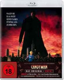 Candyman (Blu-ray), Blu-ray Disc