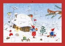 Adventskalender >>Pippa und Pelle<<, Kalender