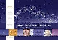 Sternen- und Planetenkalender 2022, Kalender