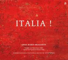 Anne Marie Dragositis - Italia !, CD