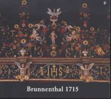 Francesco Cera - Brunnenthal 1715, CD