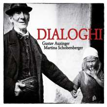 Gustav Auzinger & Martina Schobersberger - Dialoghi, CD