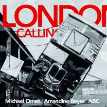 London Calling - A Collection of Ayres,Fantasies and musical Humours, CD