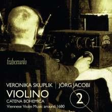 Veronika Skuplik - Violino 2 (Violinmusik aus Wien um 1680), CD