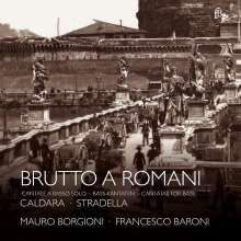 Mauro Borgioni - Brutto A Romani (Bass-Kantaten), CD