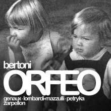 Ferdinando Bertoni (1725-1813): Orfeo ed Euridice, CD