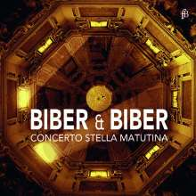 Carl Heinrich Biber (1681-1749): Missa Resurrectionis Domini, CD