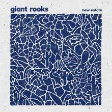 Giant Rooks: New Estate, CD