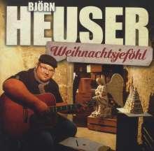 Björn Heuser: Weihnachtsjeföhl, CD