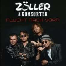 Zöller & Konsorten: Flucht nach vorn, CD