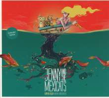 Jenny & The Mexicats: Open Sea/Mar Abierto (Extended-Version), CD