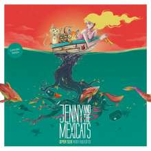 Jenny & The Mexicats: Open Sea/Mar Abierto (Extended Version), LP