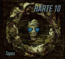 Härte 10: Tapes, CD