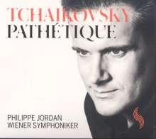 Peter Iljitsch Tschaikowsky (1840-1893): Symphonie Nr.6, CD