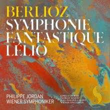 Hector Berlioz (1803-1869): Lelio op.14b, 2 CDs