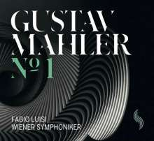 Gustav Mahler (1860-1911): Symphonie Nr.1 (180g), 2 LPs