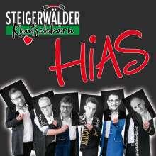 Steigerwälder Knutschbärn: Hias, CD
