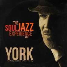 York: The Souljazz Experience Vol.1, CD