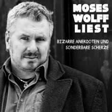 Moses Wolff Liest, CD
