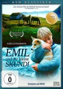 Emil und der kleine Skundi, DVD