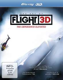 The Art of Flight 3D - The Experience Elevated (3D Blu-ray), Blu-ray Disc
