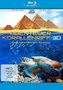 Abenteuer Korallenriff - Die Unterwasserwelt Ägyptens (3D Blu-ray), Blu-ray Disc