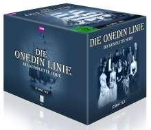Die Onedin Linie (Komplette Serie), 32 DVDs