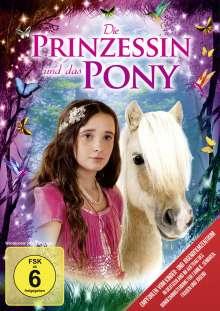 Die Prinzessin und das Pony, DVD