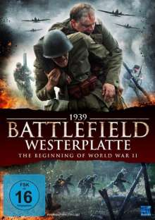 1939 - Battlefield Westerplatte - The Beginning of World War II, DVD