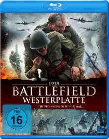 1939 - Battlefield Westerplatte - The Beginning of World War II (Blu-ray), Blu-ray Disc