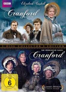 Cranford - Die Serie / Die Rückkehr nach Cranford, 5 DVDs