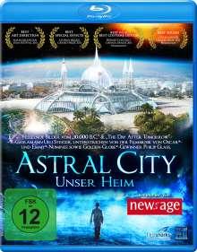 Astral City - Unser Heim (Blu-ray), Blu-ray Disc