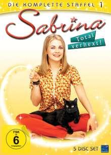 Sabrina - Total verhext Staffel 1, 5 DVDs