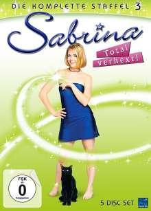 Sabrina - Total verhext Staffel 3, 5 DVDs