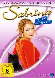 Sabrina - Total verhext Staffel 4, 5 DVDs