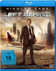 Left Behind (Blu-ray), Blu-ray Disc