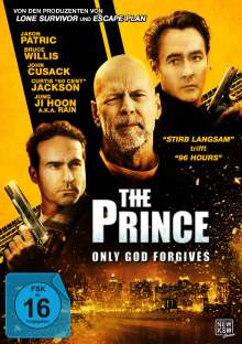 The Prince - Only God Forgives, DVD