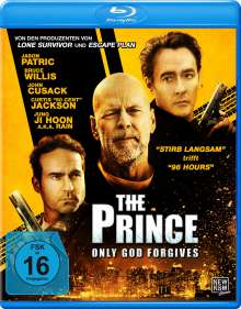 The Prince - Only God Forgives (Blu-ray), Blu-ray Disc