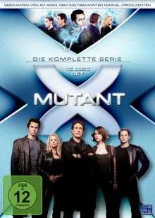 Mutant X (Komplette Serie), 15 DVDs