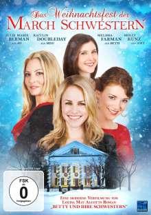 Das Weihnachtsfest der March Schwestern, DVD