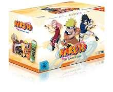 Naruto (Komplette Serie), 34 DVDs