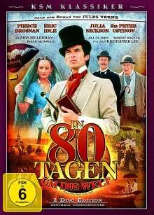 In 80 Tagen um die Welt (1989), 2 DVDs