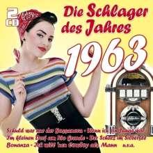Die Schlager des Jahres 1963, 2 CDs