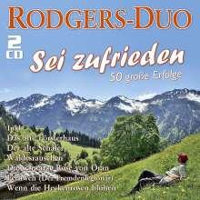 Rodgers-Duo Mit Rodgers-Duo Chor* Chor·Und Rodgers-Duo Orchester* Orchester - Singe Dein Lied, Kleine Lerche / Der Alte Schäfer