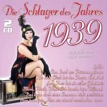 Die Schlager des Jahres 1939, 2 CDs