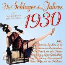 Die Schlager des Jahres 1930, 2 CDs